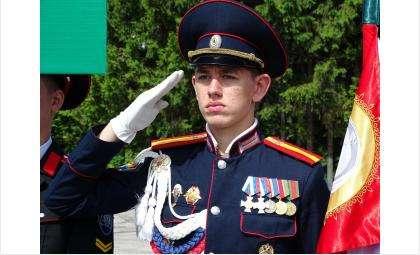 Кадеты будут соревноваться в Бердске три дня, определяя лучший в СФО казачий кадетский класс