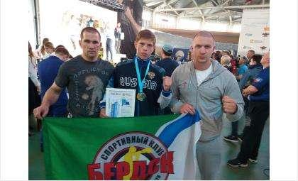 Чемпионом областного турнира по ММА стал боец из Бердска