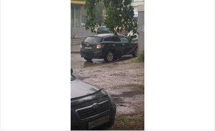 Розыск владельца автомобиля в связи с ДТП 9 июня