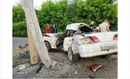 В ДТП 2 человека погибли, 3 человека получили травмы