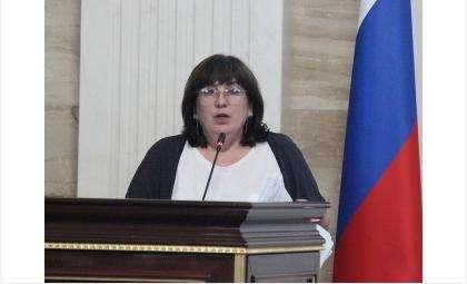 Председатель общественной палаты Бердска Марина Щербенёва