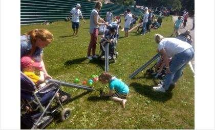 Соревнованиями по бочча в Бердске отметили День молодежи