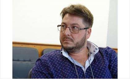 """Генеральный директор ООО """"Стройинвестпроект"""" Александр Пастухов"""