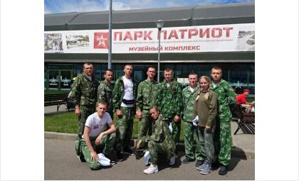 ВПК «Сокол» из Бердска стал седьмым на всероссийской игре «Победа»