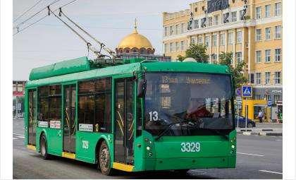 За ЧП ответит водитель троллейбуса