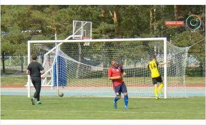 Футболисты из Бердска вырвали победу у команды из Коченево