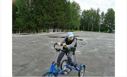 Спасибо добрым людям от семьи Быкова Серёжи - велотренажер куплен!