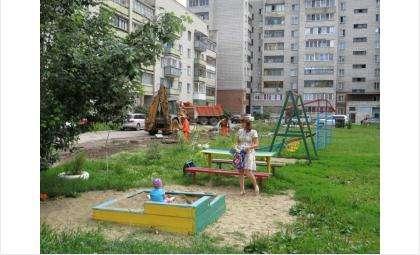 Дворовые территории благоустроят в Бердске
