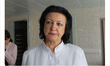 Дробинская Алла Николаевна, главный врач бердской ЦГБ