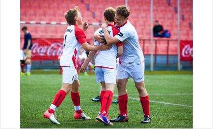 Юные футболисты из Бердска едут на финал кубка «Кожаный мяч»