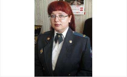 Ирина Владимировна Кожакина, начальник СО отдела МВД Бердска