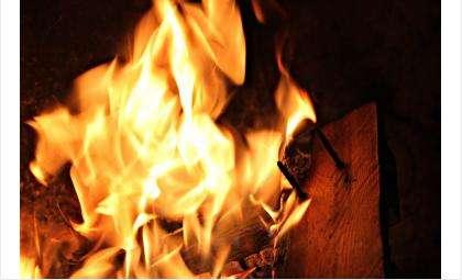 Искитимец отравился угарным газом и умер во время пожара