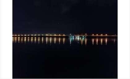 ЧП произошло на мосту через Бердский залив