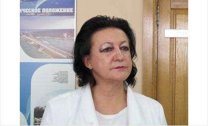 Алла Николаевна Дробинская, главный врач бердской ЦГБ