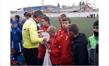 Бердчане взяли серебро и бронзу областного первенства по футболу