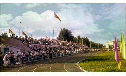 Крупнейший в Бердске стадион «Авангард» построили в 1968 году