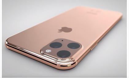 Золотой - самый популярный цвет корпуса смартфона
