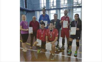 Глухие бердчане выиграли в областном чемпионате по волейболу
