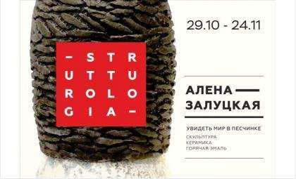 Дом ученых приглашает бердчан на выставку керамиста Алены Залуцкой