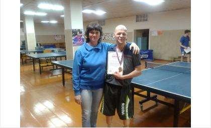 «Золото» получили бердчане с ОВЗ в настольном теннисе и жиме лежа