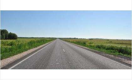 Дорогу до Зюзи закатали в асфальт по нацпроекту БКД 2.0