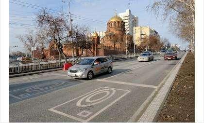 Одну из самых длинных улиц в мире отремонтировали в Новосибирске в рамках нацпроекта БКД 2.0