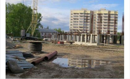 Шесть долгостроев находятся в Бердске. Пять из них – жилые дома