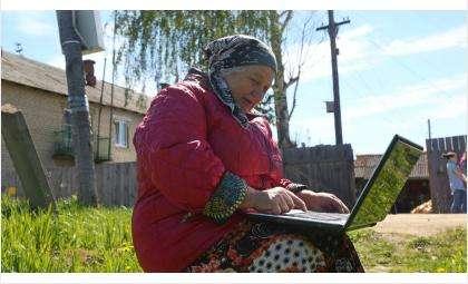 МТС обеспечил 67 сел и деревень Новосибирской области скоростным LTE-интернетом