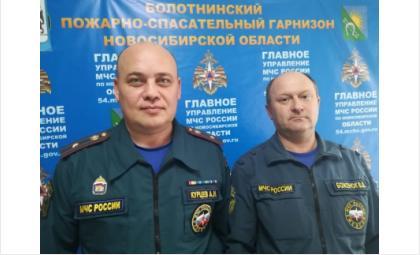 Алексей Курцев и Василий Боженок совершили супергеройский поступок