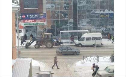 ЦМУ перешёл на зимнее содержание дорог