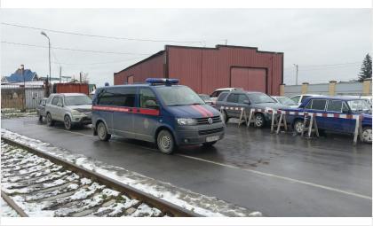 В Бердск выехали областные криминалисты