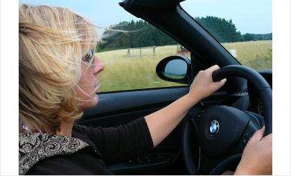Автотледи поплатилась рублем за страсть к быстрой езде