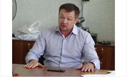 Директор ООО «Лесоторговая база №1» Александр Чаленко