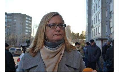 Замминистра ЖКХ и энергетики Новосибирской области Елена Макавчик