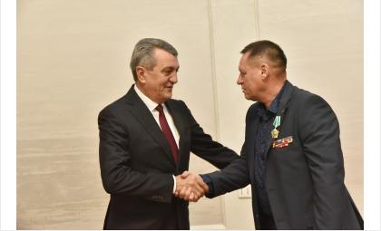 Выдающимся новосибирцам вручены госнаграды РФ и награды Новосибирской области