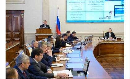 Губернатор отметил позитивную роль проактивных сервисов