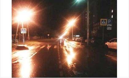 12-летняя девочка пострадала в ДТП на пешеходном переходе в Бердске