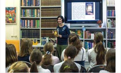 Заманивают классикой в библиотеки подростков из Бердска