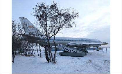 Уникальный подарок для энтузиастки сделал аэропорт Толмачево