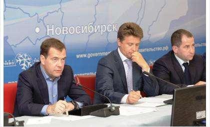 Из Новосибирска глава правительство отправится в Барнаул на поезде