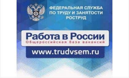 Возможности портала «Работа в России»