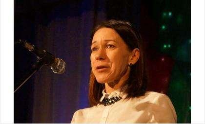 Руководитель региональной общественной приёмной Дмитрия Медведева в Новосибирской области Елена Тырина