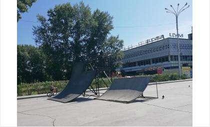 Скейт-парку в Бердске назначили хозяина