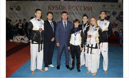 Бердчане выступали в составе сборной региона