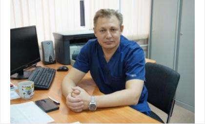 Вячеслав Юрьевич Лейкехман, врач высшей категории, празднует день рождения!