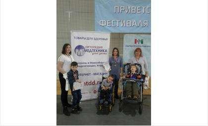 На областном парафестивале бердчане получили 7 медалей