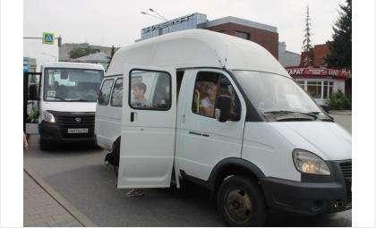 Пока проезд в маршрутках стоит 25 рублей