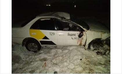 29-летний таксист из Бердска погиб в Искитимском районе