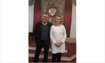 ПавелиВарвара Даниловы - родители 1000-го ребенка в Бердске