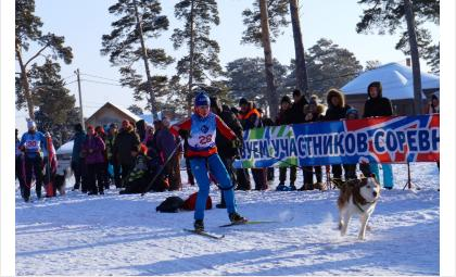 Катя и Миша – спортсмены из Барнаула
